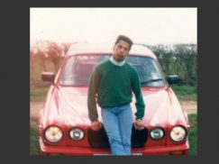 1987. Aged 19 I buy my first V12. This 1981 Daimler Double-Six is my absolute favourite of all my Jaguars owned – This had fitted the very rare Autosport body styling, BBS alloys and Black chrome.